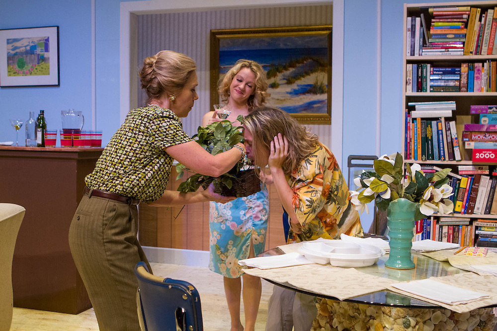 """Napa Valley Playhouse presents """"Dixie Swim Club,"""" directed by Michael Ross"""