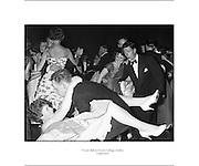 Trinity Ball at Trinity College .13/06/1959 .