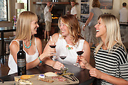 Tasting Room for Three Rivers Winery in Walla Walla, Washington