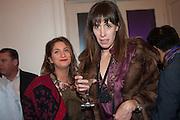 MARTINA RINK; Lauren Goldstein Crowe, Isabella Blow: Fashion Galore! private view, Somerset House. London. 19 November 2013