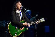 Donovan performs at Lara Theater in Madrid