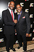 New York, NY-October 5: (L-R) On-Air Personality Van Jones, Co-founder, Color of Change and New York State Senator Kevin Parker    attend the ColorOfChange.org's 10th Anniversary Gala held at Gotham Hall on October 5, 2015 in New York City.  Terrence Jennings/terrencejennings.com