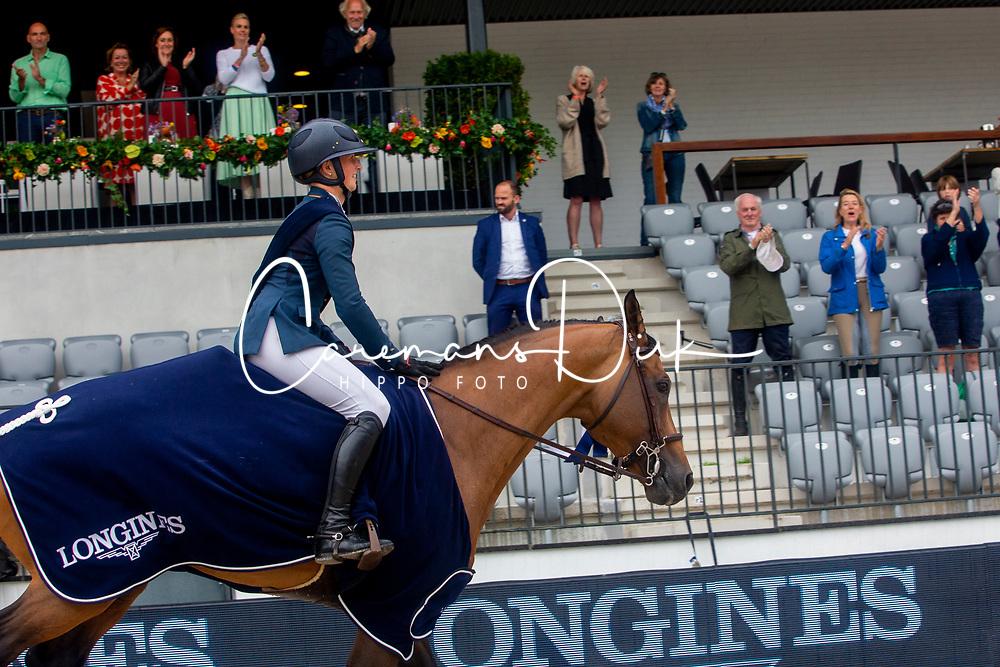Thijssen Sanne, NED, Con Quidam RB<br /> CHIO Rotterdam 2021<br /> © Hippo Foto - Sharon Vandeput<br /> 4/07/21