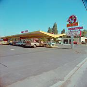 Y-680829-08. Dog 'n Suds, Salem, Silverton road, August 29, 1968