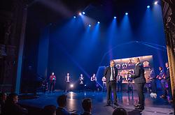 during SPINS XI Nogometna Gala 2019 event when presented best football players of Prva liga Telekom Slovenije in season 2018/19, on May 19, 2019 in Slovene National Theatre Opera and Ballet Ljubljana, Slovenia. ,Photo by Urban Meglic / Sportida