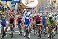 Sykkel<br /> Foto: PhotoNews/Digitalsport<br /> NORWAY ONLY<br /> <br /> RAVENNE 16/05/2005<br /> <br /> GIRO D'ITALIA<br /> <br /> STAGE 9 ETAPE <br /> <br /> FLORENCE - RAVENNE<br /> <br /> ALESSANDRO PETACCHI  ( FASSA BORTOLO)