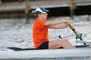 2011-12 Miami Hurricanes Rowing Photo Day
