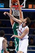 DESCRIZIONE : Kaunas Lithuania Lituania Eurobasket Men 2011 Quarter Final Round Spagna Slovenia Spain Slovenia<br /> GIOCATORE : Pau Gasol<br /> CATEGORIA : difesa<br /> SQUADRA : Spagna Spain<br /> EVENTO : Eurobasket Men 2011<br /> GARA : Spagna Slovenia Spain Slovenia<br /> DATA : 14/09/2011<br /> SPORT : Pallacanestro <br /> AUTORE : Agenzia Ciamillo-Castoria/ElioCastoria<br /> Galleria : Eurobasket Men 2011<br /> Fotonotizia : Kaunas Lithuania Lituania Eurobasket Men 2011 Quarter Final Round Spagna Slovenia Spain Slovenia<br /> Predefinita :