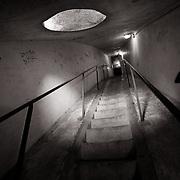 Passageways in the Duomo