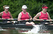 Henley. England.  CRI. Community Rowing. USA, (Boston - Mass)2001 Henley Women's Henley  Regatta, Henley Reach. United Kingdom. [Mandatory Credit: Peter Spurrier / Intersport Images] 20010623 Women's Henley Regatta.