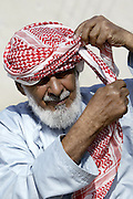 Old Omani <br /> <br /> The Sultanate of Oman is a country in Southwest Asia. It borders the United Arab Emirates in the northwest, Saudi Arabia in the west, and Yemen in the southwest.<br /> The oil discovery, in the 60's, started to transform this asleep country. Today, Oman is  torn by modern roads, industrialized and rich ( Omanization ). The tradition still dominates life of the 2,5 million inhabitants: strong religion ( muslim ), traces of tribal loyalties and a very characteristic culture.