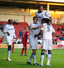 100810 Walsall v Tranmere