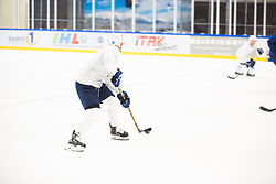 Hockey national teams preparation for the I-A division World Championship, on April 20, 2019 in Ice Arena Bled, Bled, Slovenia. Photo by Peter Podobnik / Sportida