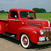 1946 Ford Pickup Truck 2548