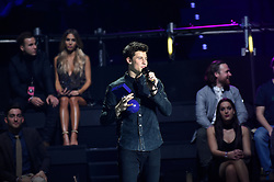 Shawn Mendes performs during the European MTV Europe Music Awards at the Ahoy Rotterdam, Netherlands, Sunday 6th November, 2016. Photo by Robin Utrecht/ABACAPRESS.COM