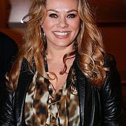 NLD/Amsteram/20121024- Presentatie biografie Joop van den Ende, Antje Monteiro