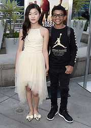 """Special screening of 20th Century Fox's """"The Darkest Minds"""" at ArcLight Hollywood on July 26, 2018 in Hollywood, California. 26 Jul 2018 Pictured: Miya Cech, Lonnie Chavis . Photo credit: Scott Kirkland/PictureGroup / MEGA TheMegaAgency.com +1 888 505 6342"""