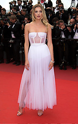 Stars attend the 'Wonderstruck' premiere at the Cannes Film Festival. 18 May 2017 Pictured: Lily Donaldson. Photo credit: MEGA TheMegaAgency.com +1 888 505 6342