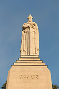 Victory monument in Verdun, France