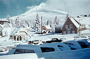 CS00782-09. Mountain View Inn, Government Camp, Mt. Hood 1950