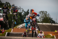 #313 (KIMMANN Niek) NED TeamNL at Round 7 of the 2019 UCI BMX Supercross World Cup in Rock Hill, USA