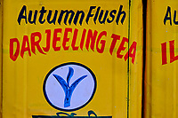 Nepal, Vallee de Kathmandu, Katmandou, boutique de thé // Nepal, Kathmandu valley, Kathmandu, tea shop