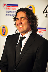 © Licensed to London News Pictures. 16/12/2011. London, England. Micky Flanagan attends the Channel 4 British Comedy Awards  in Wembley London .  Photo credit : ALAN ROXBOROUGH/LNP