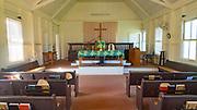 Kalaiakamanu Hou Congregational Church, 1820, Molokai, Hawaii