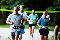 Business Run 2019, on June 13, 2019 in Park Tivoli, Ljubljana, Slovenia. Photo by Vid Ponikvar / Sportida