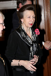 File photo dated 09/11/19 of The Princess Royal who has told The Daily Telegraph that trying to cut out risks from sports such as rugby could cause problems.