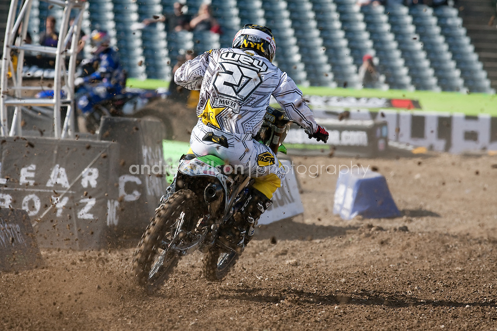 Anaheim One  - Monster Energy AMA Supercross - Angels Stadium - Anaheim CA - January 8, 2012:: Contact me for download access if you do not have a subscription with andrea wilson photography. ::  ..:: For anything other than editorial usage, releases are the responsibility of the end user and documentation will be required prior to file delivery ::..