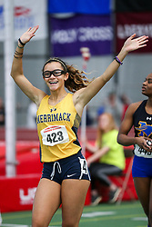60 final, Pernell, Merrimack<br /> BU Terrier Indoor track meet