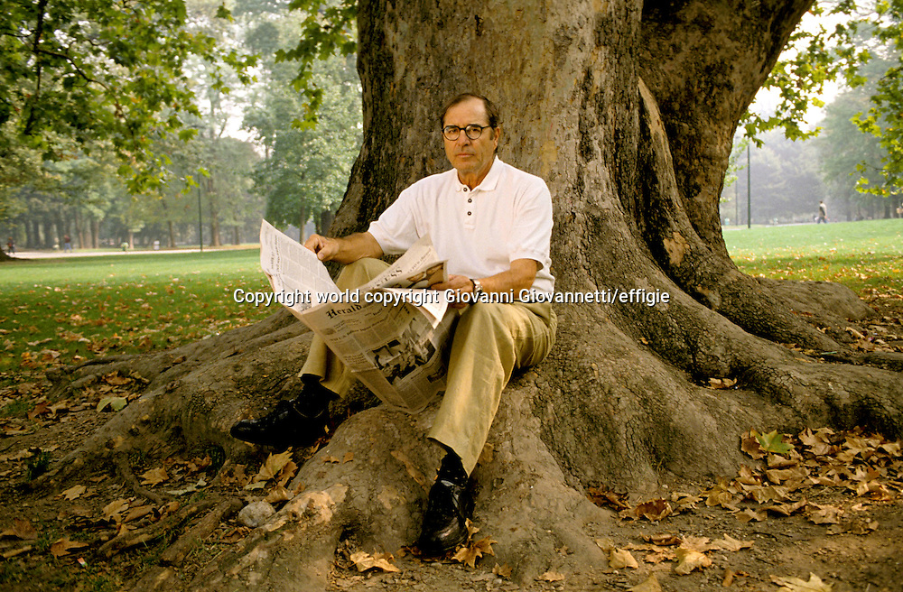 Paul Theroux<br />world copyright Giovanni Giovannetti/effigie / Writer Pictures<br /> <br /> NO ITALY, NO AGENCY SALES / Writer Pictures<br /> <br /> NO ITALY, NO AGENCY SALES