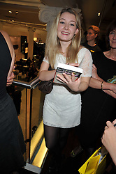 NICKI BUYS at the launch of Tom Parker Bowles's new book 'Full English' held in the Gallery Restaurant, Selfridges, Oxford Street, London on 9th September 2009.