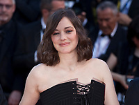 Actress Marion Cotillard at the opening ceremony and Ismael's Ghosts (Les Fantômes D'ismaël) gala screening,  at the 70th Cannes Film Festival Wednesday May 17th 2017, Cannes, France. Photo credit: Doreen Kennedy