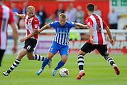 Exeter City v Hartlepool United 130816
