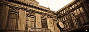 Waiting Room at Hoboken Railway Station