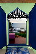 Interiors and rooms at Jakes Hotel - Treasure Beach Jamaica