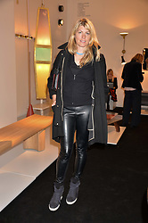 Meredith Ostrom at the 2017 PAD Collector's Preview, Berkeley Square, London, England. 02 October 2017.