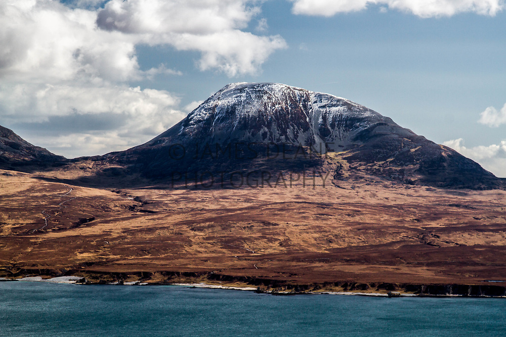 Mountain by The Sound - Beinn a Chaolais is one of the Paps of Jura
