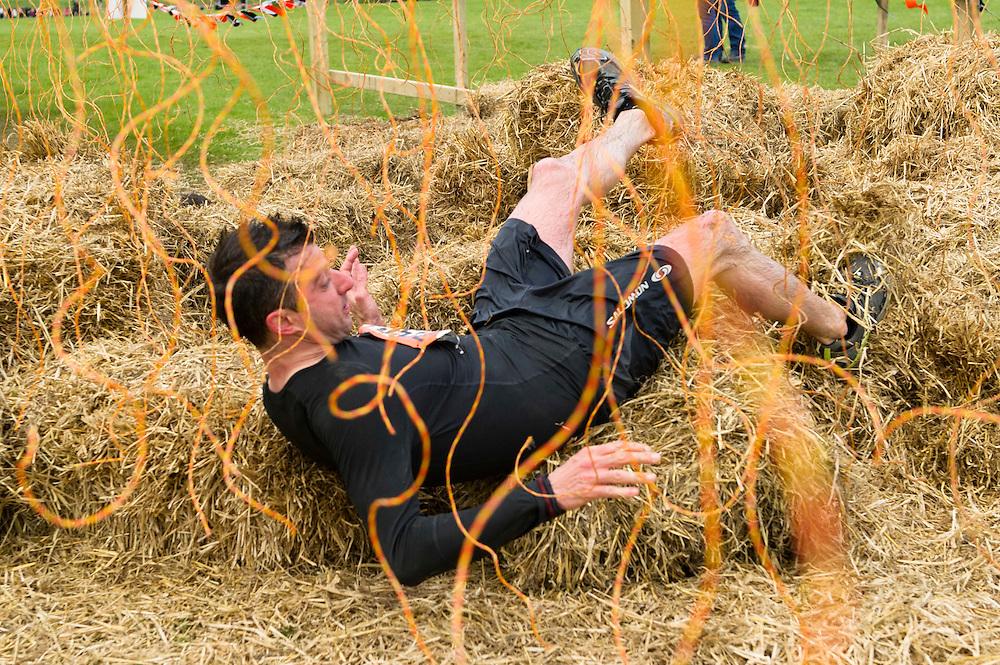 Tough Mudder - May 2012 - Northamptonshire - Warren Pole - Electric Shock