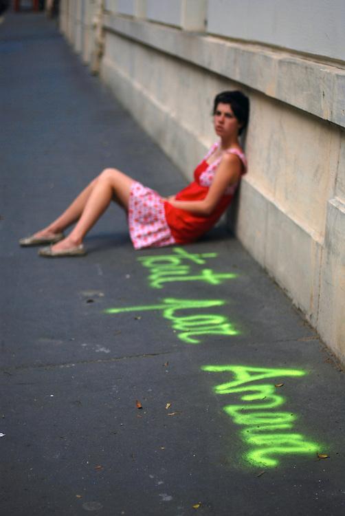 Paris, France. 2008.