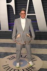 February 24, 2019 - Beverly Hills, California, U.S - Jill Soloway on the red carpet of the 2019 Vanity Fair Oscar Party held at the Wallis Annenberg Center in Beverly Hills, California on Sunday February 24, 2019. JAVIER ROJAS/PI (Credit Image: © Prensa Internacional via ZUMA Wire)