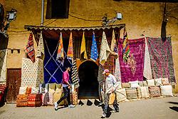 General scene in the medina in Marrakech, Morocco, North Africa<br /> <br /> (c) Andrew Wilson | Edinburgh Elite media