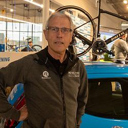 UTRECHT (NED) wielrennen <br /> Adrie van Houwelingen