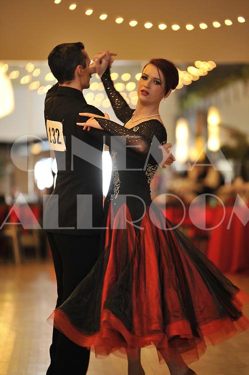 Dustin Donelan and Emily Weinlick