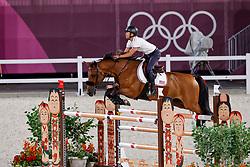 Farrington Kent, USA, Gazelle, 392<br /> Olympic Games Tokyo 2021<br /> © Hippo Foto - Dirk Caremans<br /> 01/08/2021