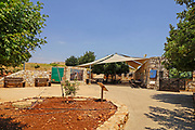 Mount Arbel Nature Reserve And National Park, Galilee, Israel