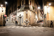 Florence, Tuscany, Italy.<br /> Picture date: Friday February 22, 2019.<br /> Photograph by Christopher Ison ©<br /> 07544044177<br /> chris@christopherison.com<br /> www.christopherison.com