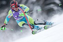 21.12.2009, Alta Badia, ITA, FIS Worldcup Alpin Ski Alta Badia, SL, im Bild VALENCIC Mitja #20 ( SLO ) Ski Elan, EXPA Pictures © 2009, Photographer EXPA/ J. Groder/ SPORTIDA PHOTO AGENCY